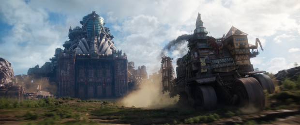Film Title: Mortal Engines